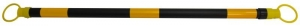 Retractable ABS Cone Bar - Yellow/Black