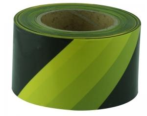 Barricade/Barrier Tape - Yellow & Black