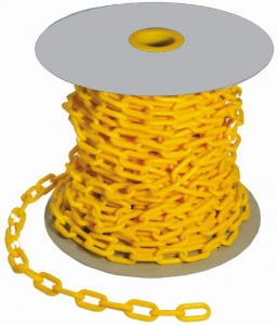 Yellow Safety Chain