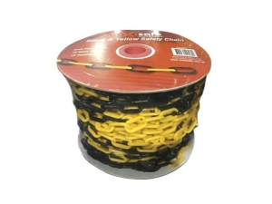 Black & Yellow Safety Chain