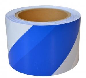Barricade/Barrier Tape - Blue & White