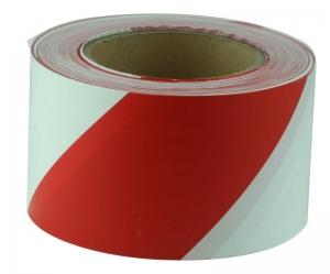 Barricade/Barrier Tape - Red/White