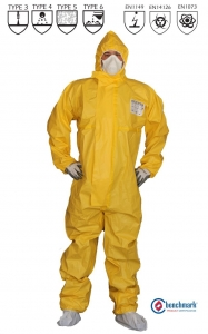 ChemBarrier Coverall Type 3