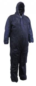 Maxisafe Blue Polypropylene Coverall