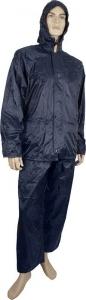 Maxisafe Navy PVC Rainsuit