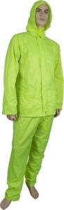 Maxisafe Yellow PVC Rainsuit