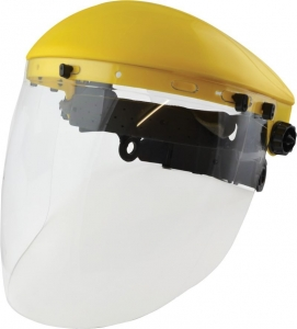 Maxisafe Clear EXTRA HIGH IMPACT Browguard & Visor