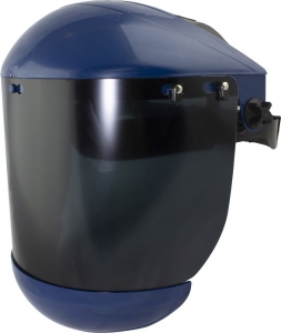 Maxisafe Professional Smoke Faceshield Complete