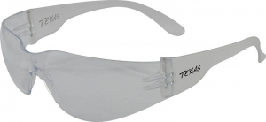 TEXAS Safety Glasses - Clear Lens