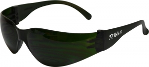 TEXAS Shade #5 Safety Glasses