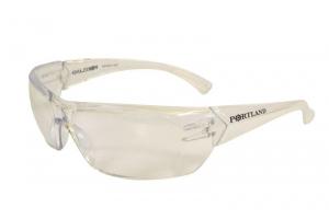PORTLAND Safety Glasses - Clear Lens