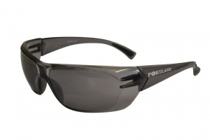 PORTLAND Safety Glasses - Smoke Lens
