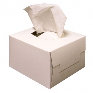 Maxisafe Lint-Free Replacement Tissues for ELS452