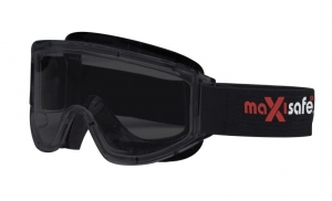 Maxi Goggles, Anti-Fog Smoke Lens