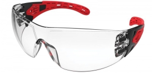 EVOLVE Safety Glasses with Anti-Fog - Clear Lens