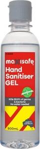 Gel Hand Sanitiser, 500ml bottle