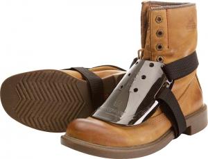 Metatarsal Guard Locking Boot Straps