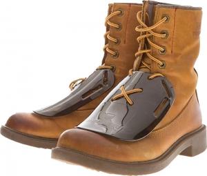 Polycarbonate Foot Protector Guard - 1 pair