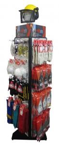 Heavy Duty Floor Spinner Merchandiser