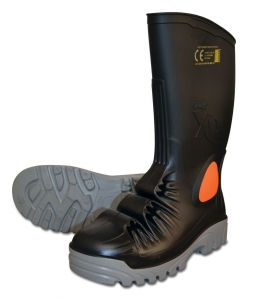 Stimela XP Safety Toe Gumboot with Midsole & Metatarsal Protection