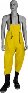 Stimela XP Wader Suit & Gumboot with Metatarsal Protection