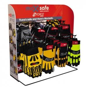 2 Tier, 8 Hook Glove Merchandiser
