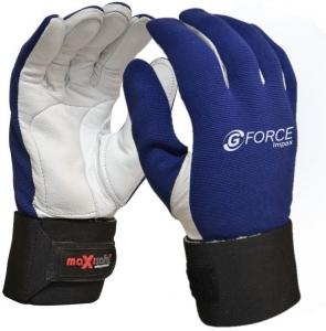 G-Force Impax Anti-vibration Mechanics Glove