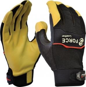 G-Force Leather Mechanics Glove