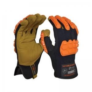 G-Force Tuff Handler Cut 5 Mechanics Glove with Leather Palm