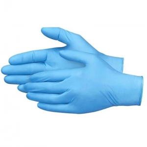 Eco-Shield Blue Nitrile Unpowdered