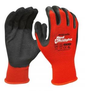 Red Knight Latex Gripmaster Glove