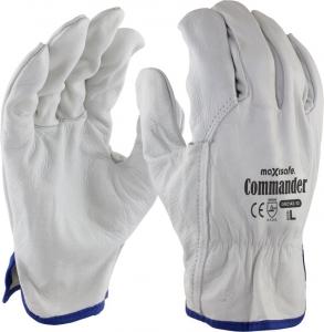 Maxisafe Commander Premium Cow Grain Rigger Glove
