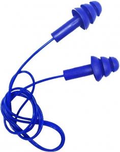 MaxiPlug Reusable & Detectable Corded Earplug 24dB - Class 4