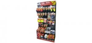 Single Bay Merchandiser Display