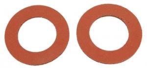 Orange Filter Ring Seal