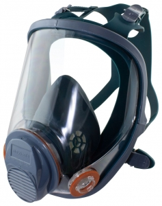 Maxiguard Silicone Full Face Mask only, Medium