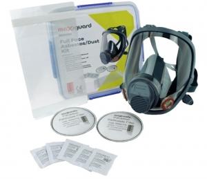 Maxiguard Full Face Respirator Asbestos/Dust Kit