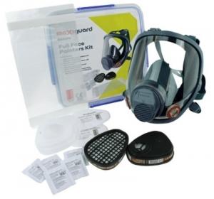 Maxiguard Full Face Respirator Painters Kit