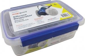 MaxiGuard Half Mask Silicone General Purpose Kit