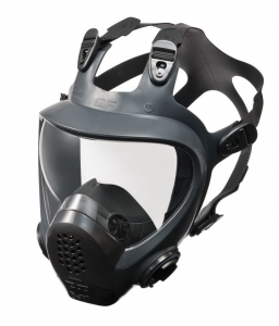 STS CF01 TPE Twin Full Face Respirator