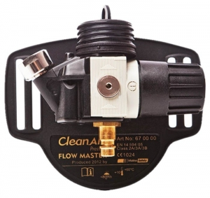 CleanAIR Flow Master with belt & flow indicator