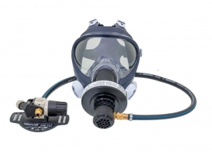 CleanAir Full Face Mask with Belt Mounted Regulator