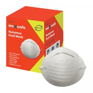 Nuisance dust mask - box 50