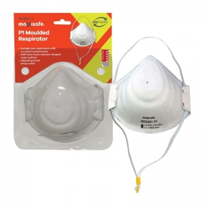 P1 Dust mask, card of 3