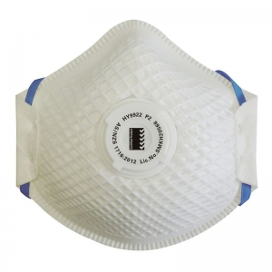 P2 Moulded Mesh Respirator with valve