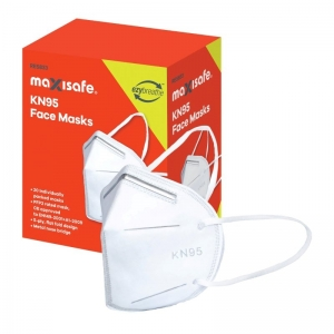 KN95 Flatfold mask with earloops