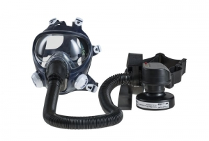 CleanAir Asbest PAPR with RCF02 Mask, Hose & Belt