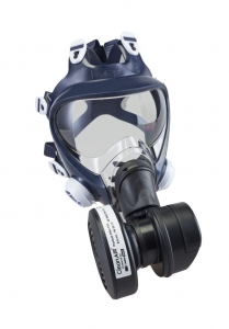 CleanAir Mask Mount Asbest PAPR with Full Face Mask