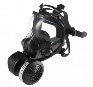 CleanAir Asbest PAPR with Full Face Mask