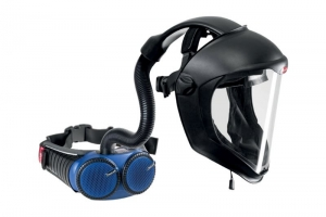 CleanAIR Faceshield with PAPR Unit